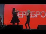Серебро - новая песня  Живой Завтрак с Бригадой У (27 сентября 2013)